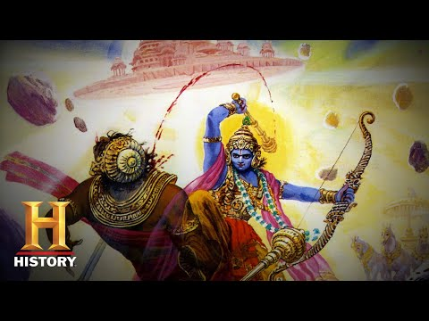 Ancient Aliens: India's Flying Saucers (Season 12) | Exclusive | History