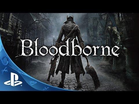 Пришло время серьезных игр: Bloodborne прохождение #1