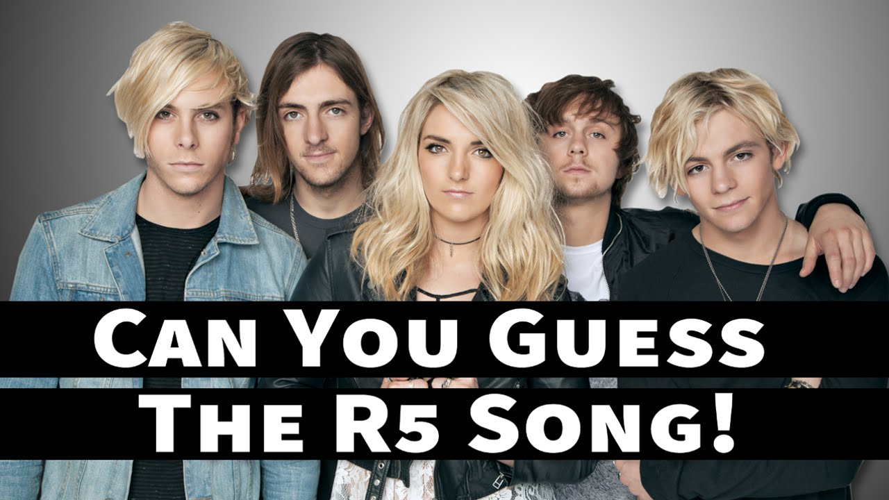 guess the r5 song youtube