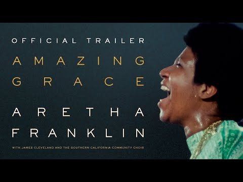 Jo Jo - Aretha Franklin Amazing Grace Film Trailer!