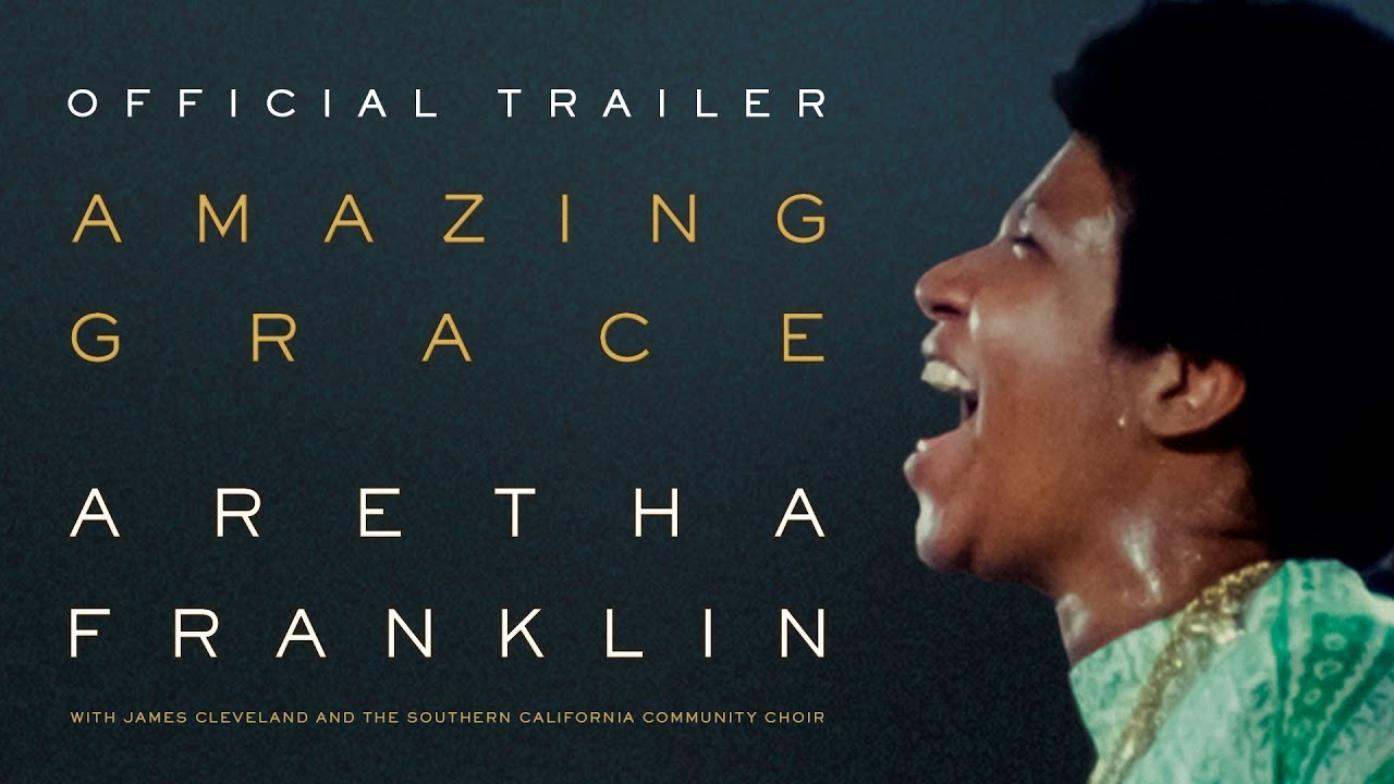 Amazing Grace [Official Trailer] - In Theaters April 5, 2019 - YouTube