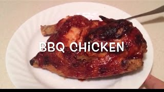 bbq chicken in the halogen oven with bonus cleaning review