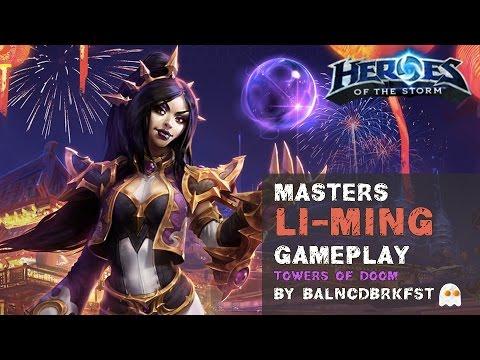 Heroes Of The Storm Build Li Ming