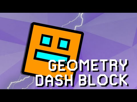 Geometry Dash Block Trailer - Rivals Of Aether Workshop