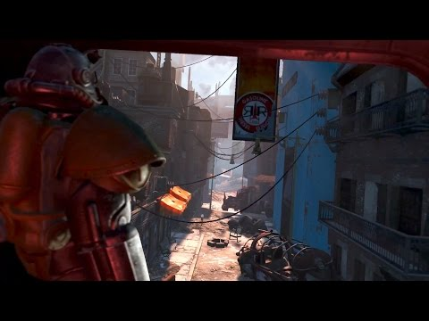 Get hyped boys! Fallout 4 Official Reveal Trailer! E3 2015 (PC, Xbox One, PS4)