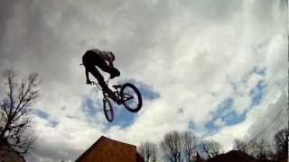 Bike Stunts Video on Ruffneck Music by Skrillex - Harman Extreme Fest - Sony HX9V & GoPro HD