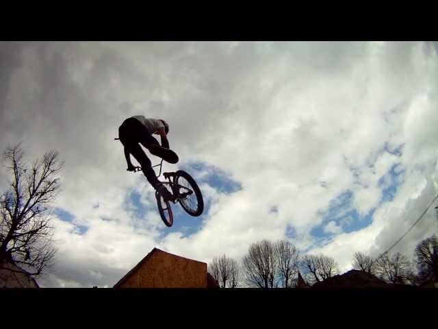 Bike Stunts Video on Ruffneck Music by Skrillex - Harman Extreme Fest - Sony HX9V & GoPro HD Travel Video