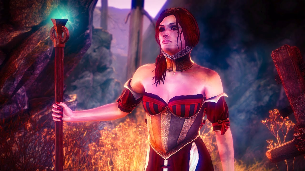 Love Scenes  The Witcher 2 Wiki Guide  IGN