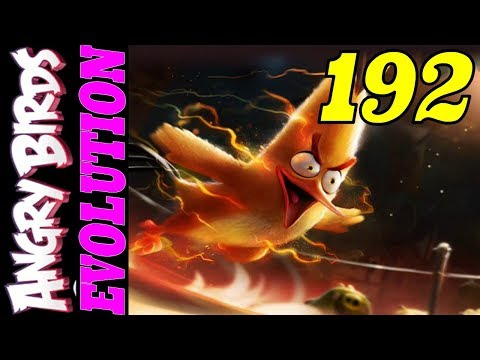 New Chuck event coming - Angry Birds Evolution - Gameplay #192