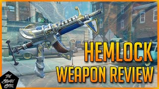 FORTNITE STW: HEMLOCK AR IN-DEPTH WEAPON REVIEW!