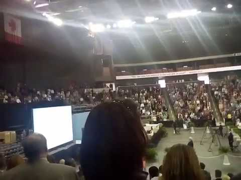 2017 Regional Convention Dont Give Up  song #57  Preaching to All Sorts of People
