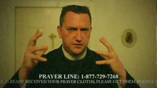 Sean the Preacher from the short film