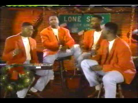 Boyz II Men- Please Don't Go/Can You Stand The Rain (live)