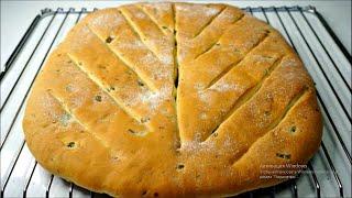 Не Хлеб а Чудо Простой и всегда удачный рецепт Домашний хлеб