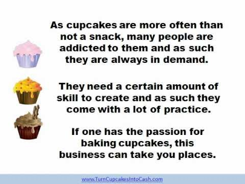 business plan home based cupcake business
