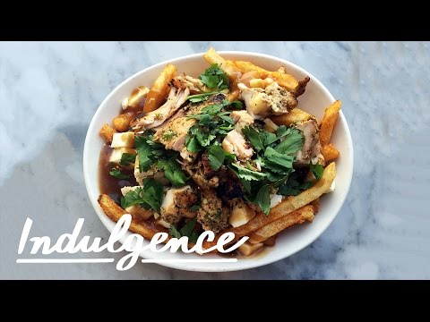 Canada Meets India with This Chicken Tikka Poutine