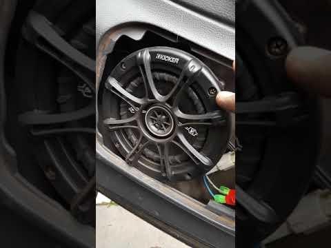 Lot of 2 Power Acoustik NB.1 Car Audio Radio Tweeters 200 Watts Pair NB1