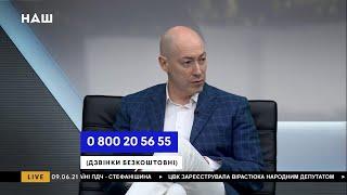 Гордон о лидерах националистов, которым платили регионалы и Россия и о том, кто спугнул Януковича
