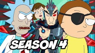 Rick and Morty Season 4 Promo Breakdown