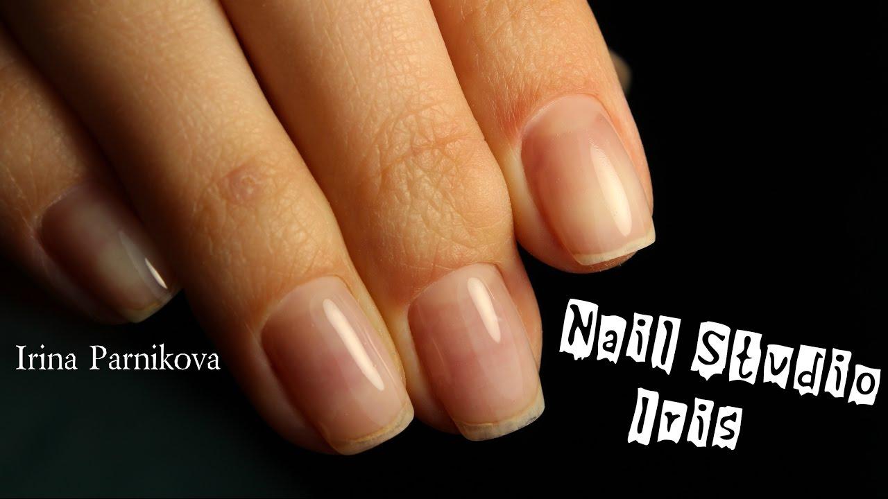 Блики на ногтях на как сделать 192