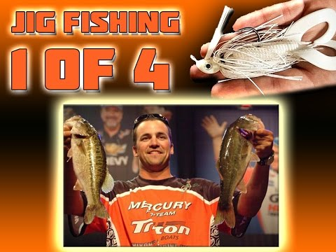 Jig Fishing 101 With Ron Hobbs Jr  1 Of 4