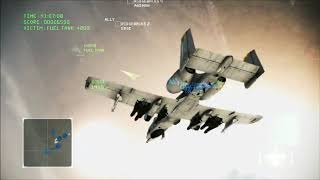 "Ace Combat: Infinity ""Ulysses Disaster"" Trailer"