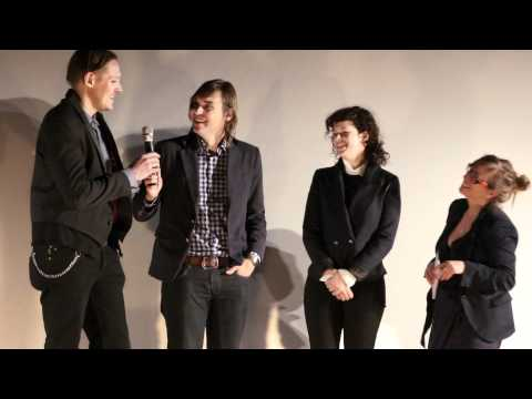 Arcade Fire Interview (After Screening of Scenes from the Suburbs at Berlinale 2011)