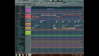 [FREE FLP] Hardwell & Dyro feat. Bright Lights - Never Say Goodbye (FULL REMAKE)