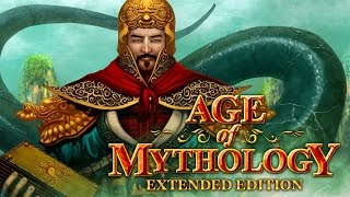 AGE OF MYTHOLOGY - DESCUBRIENDO a los CHINOS