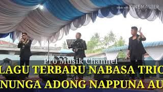 """Gambar cover Lagu Terbaru Nunga Adong nappuna Au """"Nabasa Trio"""""""