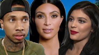 Kim Kardashian Not Impressed By Kylie Jenner & Tyga
