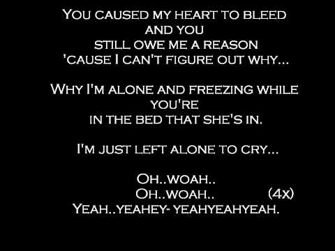 So Cold - Ben Cocks - lyrics