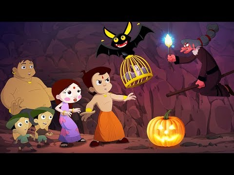 Chhota Bheem - Mystery in Halloween Party | Halloween 2017.