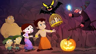 Chhota Bheem - Mystery in Hall..