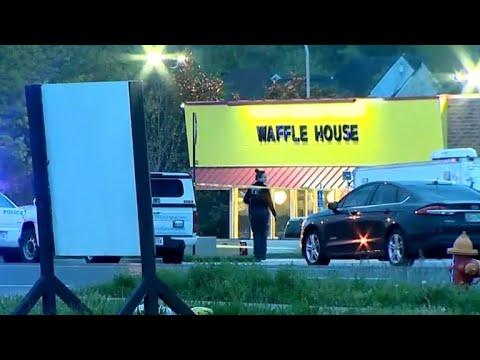 Gunman kills 4 at Waffle House outside Nashville