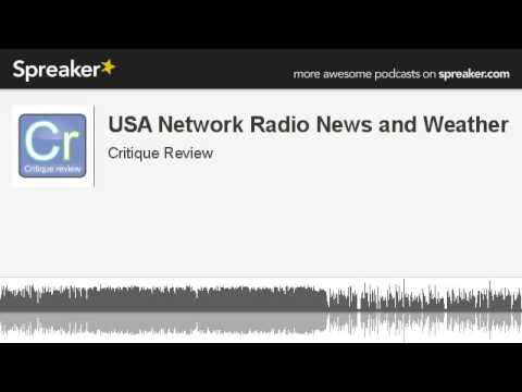 USA Network Radio News and Weather (made with Spreaker)