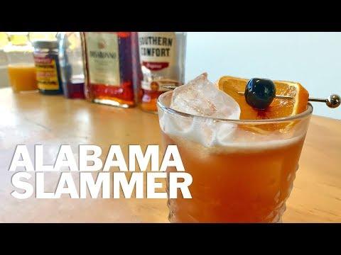 Alabama Slammer Cocktail Recipe