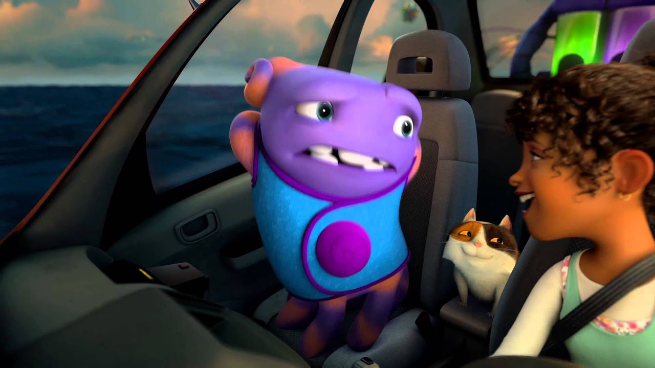 DreamWorks Home Traile...