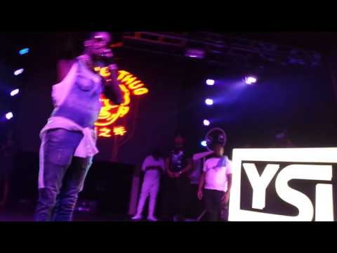 Young Thug - Power & F Cancer (Live In Tampa)