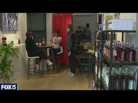 Alcohol-free liquor store opens in Manhattan