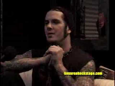 Bay Area Backstage - Phil Anselmo Interview