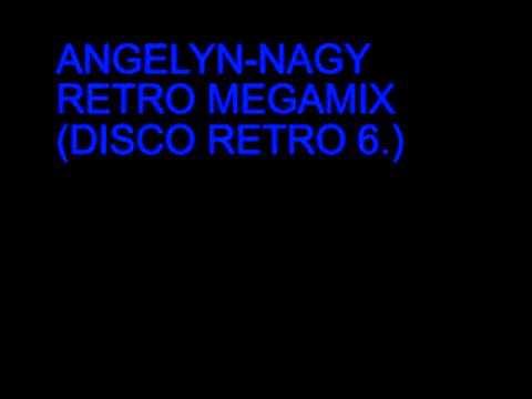 MAGYAR RETRO PARTY MEGAMIX (ANGELYN VÁLOGATÁS)