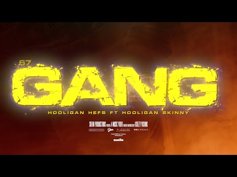 Hooligan Hefs Ft Hooligan Skinny - Party With Gang ( Offical Music Video )