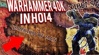 WARHAMMER 40K IN HEARTS OF IRON 4 HOI4