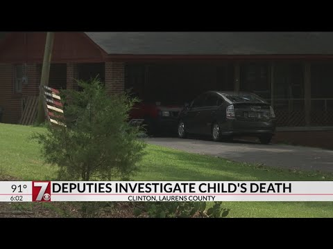2 arrested for death of Laurens County 2YO beaten, molested