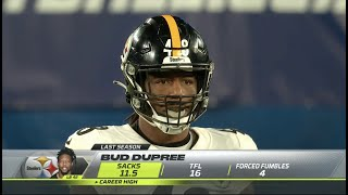 Bud dupree game breakdown vs giants*please subscribe for more nfl voiceovers, highlights, and updates*follow us on twitter: https://twitter.com/versaceboyent...