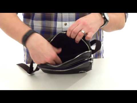 6a87752ce26 Lacoste Small Classic Crossover Bag SKU:8837224 - YouTube
