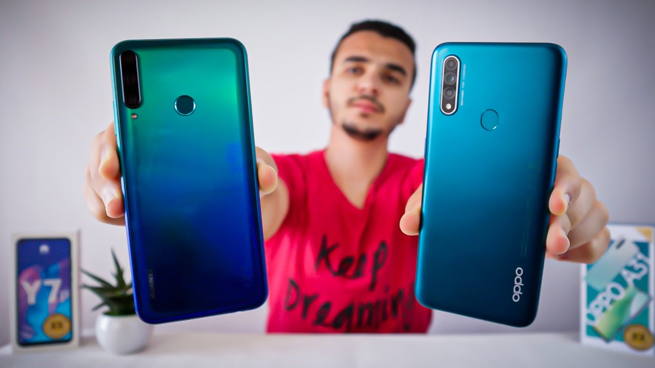 HUAWEI Y7p VS OPPO A31 / ما هو الهاتف المفضل لديك ؟