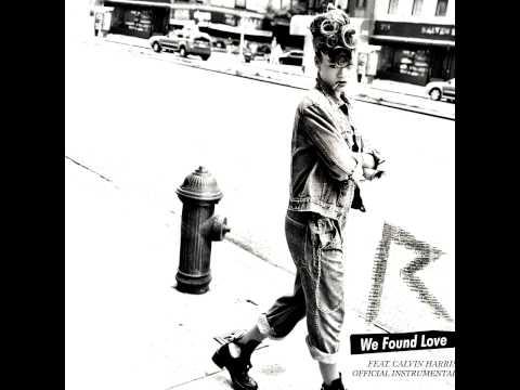 Rihanna - We Found Love Official Instrumental