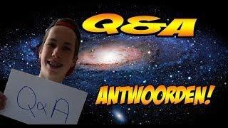 ANTWOORDEN ! - Q&A met Acid !